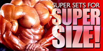 SUPERSETS- WHY THEY WORK AND WHAT ARE THEY? – Sports Training Massillon, OH