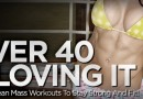 How To Get Fit in Your 40's and 50's- Fitness Tips Massillon, OH