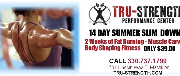 14 DAY SUMMER SLIM DOWN