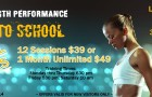 "Back to School ""Special Fit"" Offers- Massillon, OH"