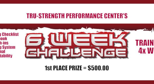 6 Transformation Challenge- Tru-Strength Events