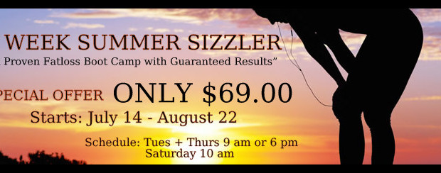 Protected: 6 Week Summer Sizzler