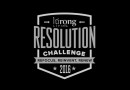 Resolution Challenge- Performance Nutrition