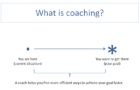 "Coaching vs ""The Team"""
